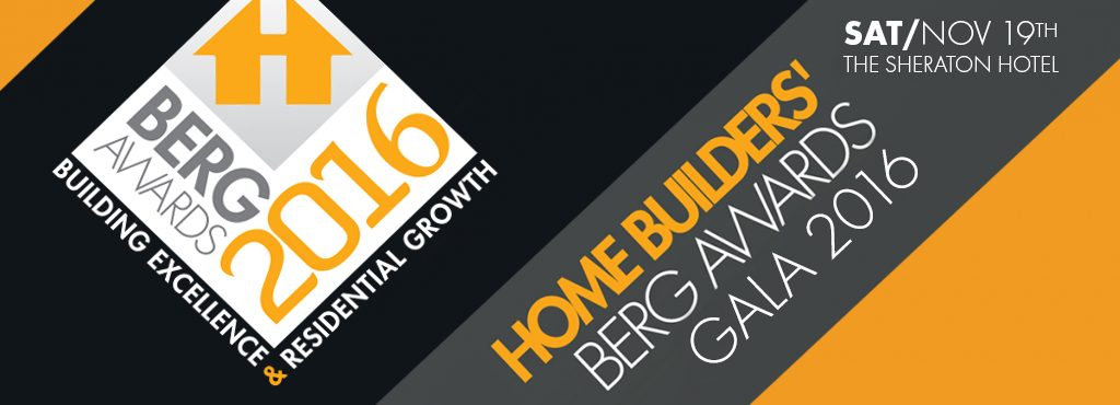 The 2017 Building Excellence in Residential Growth (BERG) Awards Gala